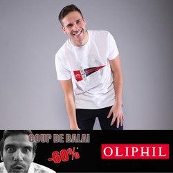 Promos de Sport dans le prospectus à Oliphil ( Nouveau)