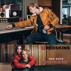 Promos de Redskins dans le prospectus à Redskins ( 7 jours de plus)