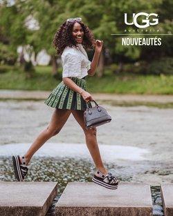 Promos de Vêtements et Chaussures dans le prospectus à UGG ( Nouveau)
