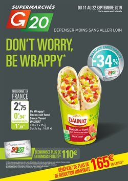 Don't worry be wrappy