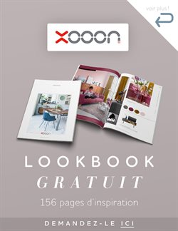 Xooon coupon à Paris ( Plus d'un mois )