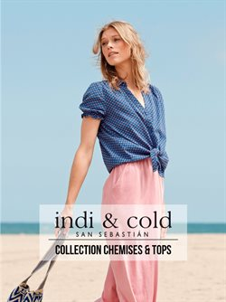Collection Chemises & Tops