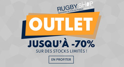 Rugby Shop coupon à Nîmes ( Publié hier )