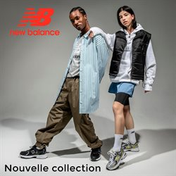New Balance coupon ( Plus d'un mois )