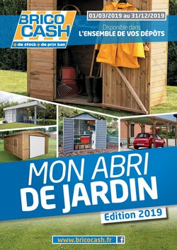 Brico Cash Niort Catalogue