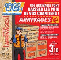 Promos de Brico Cash dans le prospectus à Brico Cash ( 15 jours de plus)