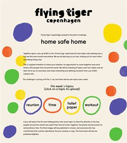 Flying Tiger coupon à Nice ( Expire ce jour )