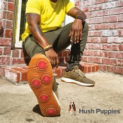 Hush Puppies coupon ( Expire demain )