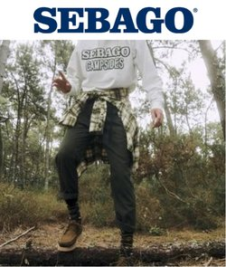Sebago coupon ( Expiré )