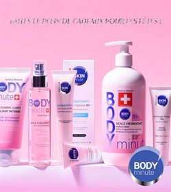 Body Minute coupon ( 2 jours de plus )