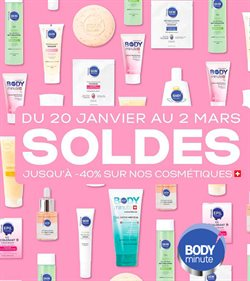Body Minute coupon ( 4 jours de plus )
