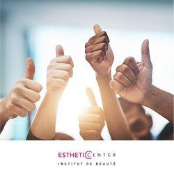 Esthetic Center coupon ( 19 jours de plus )