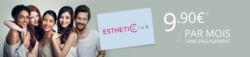 Promos de Esthetic Center dans le prospectus à Rennes