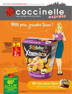 Coccinelle Express coupon ( 5 jours de plus )