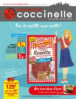 Coccinelle Express coupon à Cergy ( 5 jours de plus )