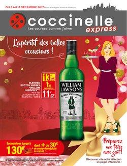 Coccinelle Express coupon ( Expiré )