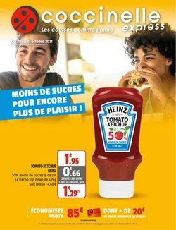 Coccinelle Express coupon ( 7 jours de plus)