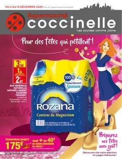 Coccinelle Supermarché coupon ( Expiré )
