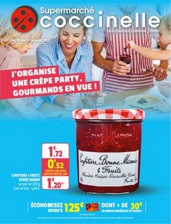 Coccinelle Supermarché coupon ( Publié hier )
