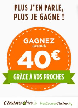 Promos de Casino Drive dans le prospectus à Toulouse