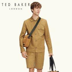 Promos de Ted Baker dans le prospectus à Ted Baker ( Plus d'un mois)