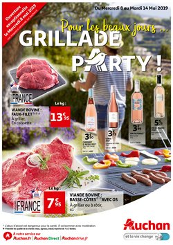 Grillade Party