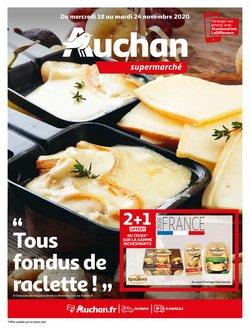 Promos de Hyper-Supermarchés dans le prospectus de Auchan Direct à Toulouse ( Expire ce jour )