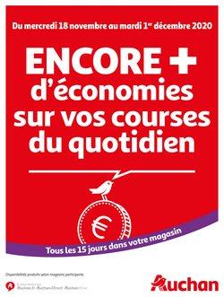 Promos de Hyper-Supermarchés dans le prospectus de Auchan Direct à Nîmes ( 4 jours de plus )