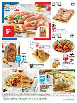 Plats cuisinés à Auchan Direct