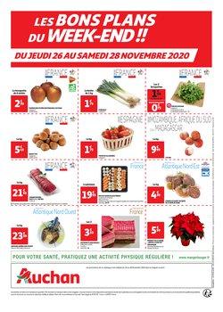 Promos de Hyper-Supermarchés dans le prospectus de Auchan Direct à Nîmes ( Expire demain )