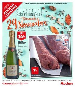 Champagne à Auchan Direct