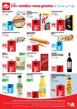 Salade à Auchan Direct