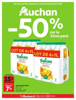 Auchan Direct coupon ( 2 jours de plus )