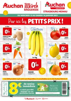 Auchan Direct coupon ( Expire demain )