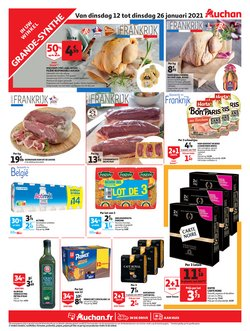 Auchan Direct coupon ( 8 jours de plus )