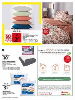 Dunlopillo à Auchan Direct