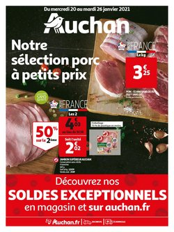Auchan Direct coupon ( 3 jours de plus )