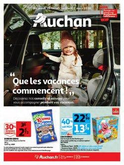 Promos de Hyper-Supermarchés dans le prospectus de Auchan Direct à Nice ( Expire demain )