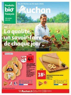 Auchan Direct coupon ( Expire demain )