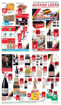 Promos de Auchan Direct dans le prospectus à Auchan Direct ( Plus d'un mois)