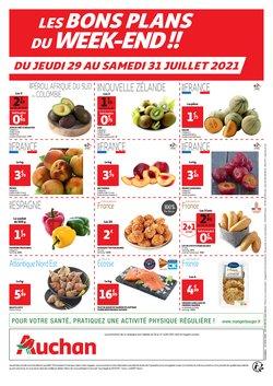 Promos de Hyper-Supermarchés dans le prospectus à Auchan Direct ( Expire ce jour)