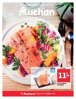 Promos de Hyper-Supermarchés dans le prospectus à Auchan Direct ( 3 jours de plus)
