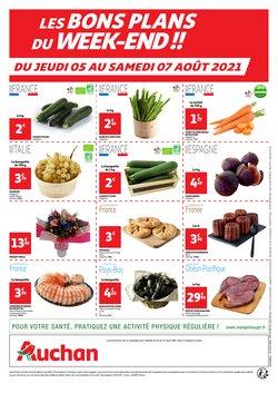 Promos de Hyper-Supermarchés dans le prospectus à Auchan Direct ( Expire demain)