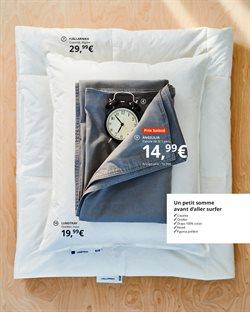Dunlopillo à IKEA