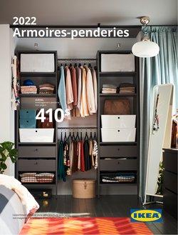 Promos de Meubles et Décoration dans le prospectus à IKEA ( Nouveau)
