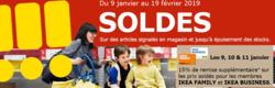 Promos de IKEA dans le prospectus à Franconville (Val d'Oise)