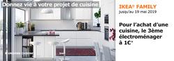 Promos de IKEA dans le prospectus à Le Héron