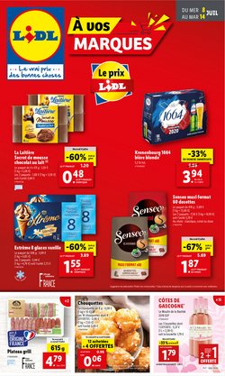 Lidl coupon à Paris ( 2 jours de plus )