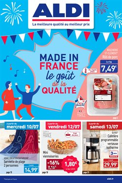 Made in France | Le goût de la Qualité