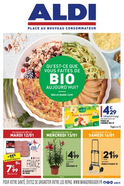 Aldi coupon à Paris ( Expiré )